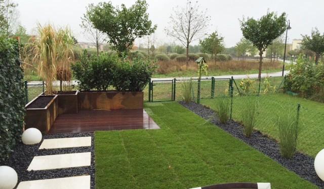 Neubepflanzung und Umgestaltung (Landkreis FFB)