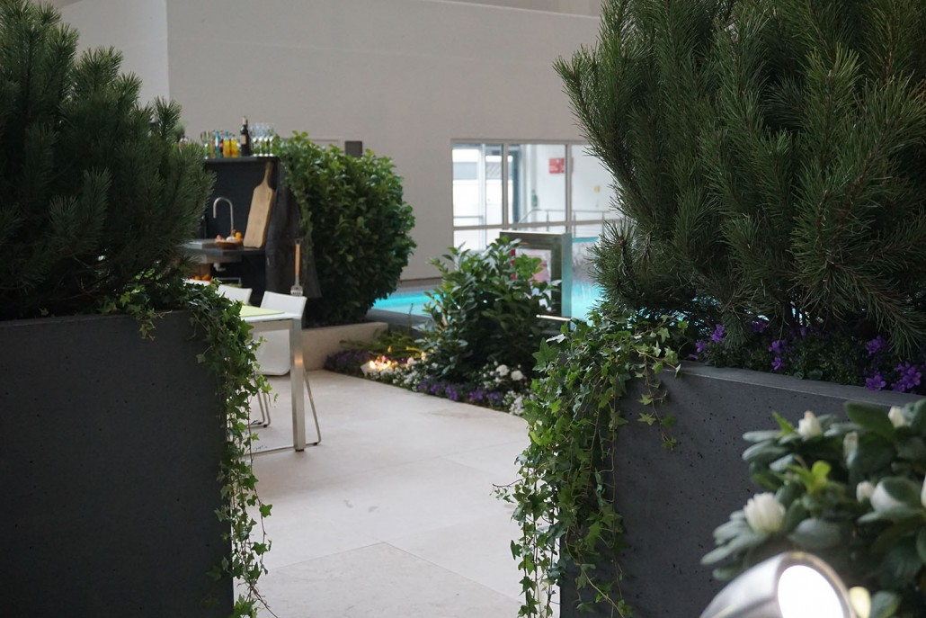 Garten München 2016 Silbermedaille