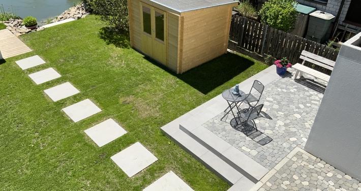 Gartentraum im Naturgarten an der Amper