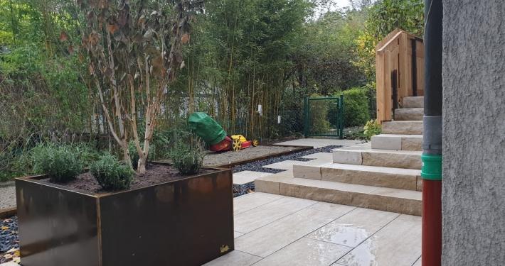 Gartenumgestaltung - Herrsching am Ammers