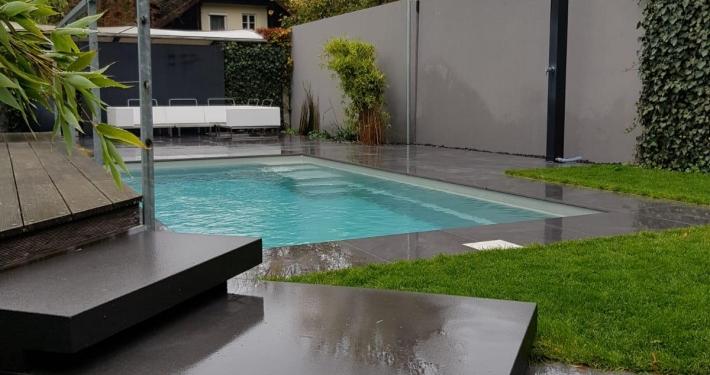 Schwimmoase nahe München