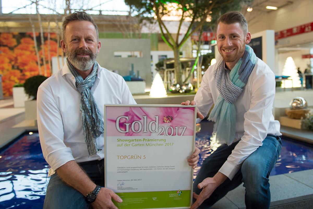 Gold Garten Muenchen 2017