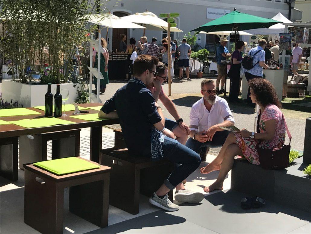 Gartentage FFB 2017 Beratung